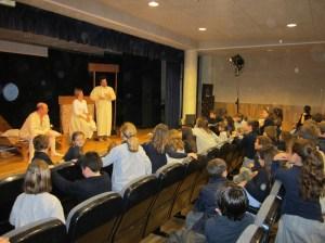 Teatre primaria un malalt imaginari
