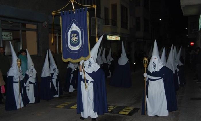 procesión Pureza María