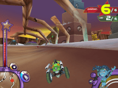 Starwheels In-game Screenshot 2