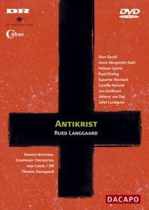 antikrist dvd