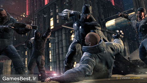 6 Download Free PC Game Batman Arkham Origins