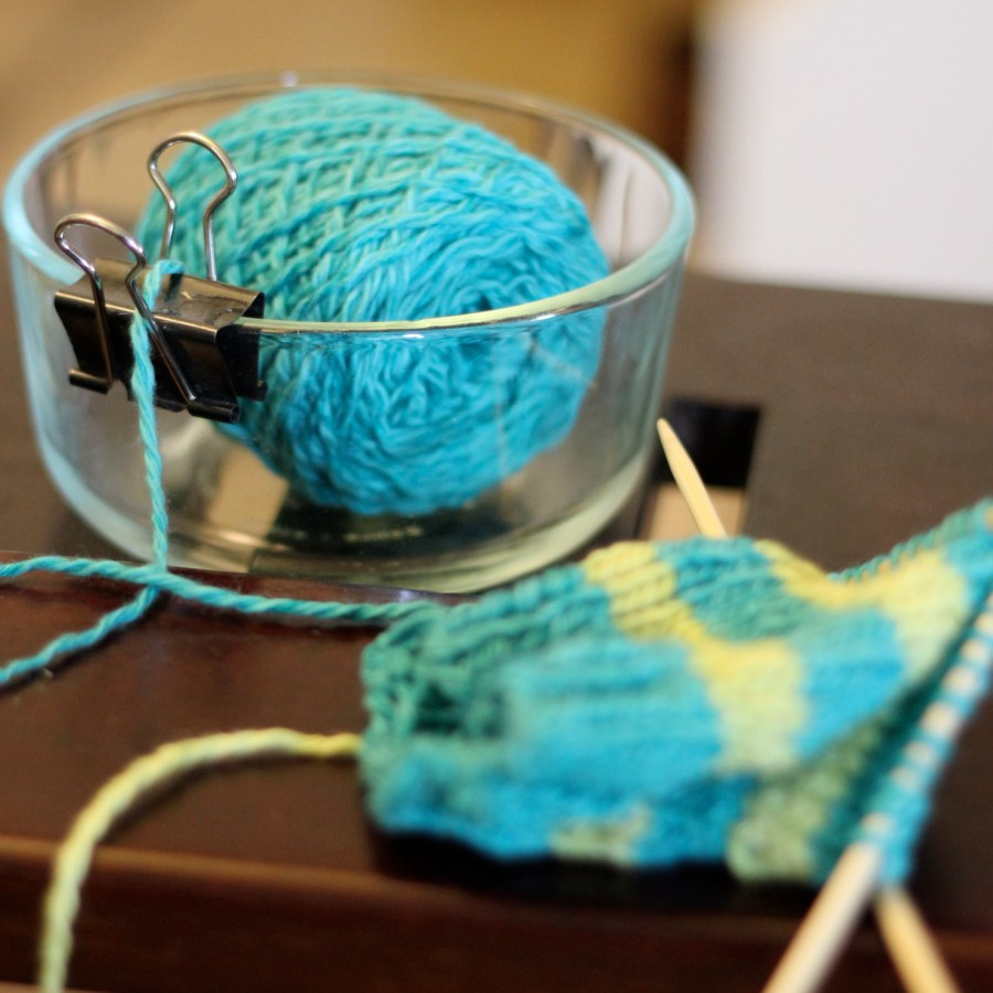 DIY Yarn Bowl - Pocket Pause