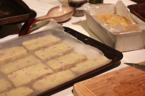 Homemade Scrapple: Recipe