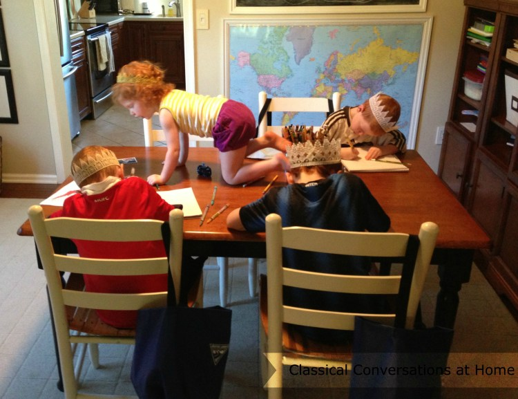 Homeschooling with a Preschooler (or Two)