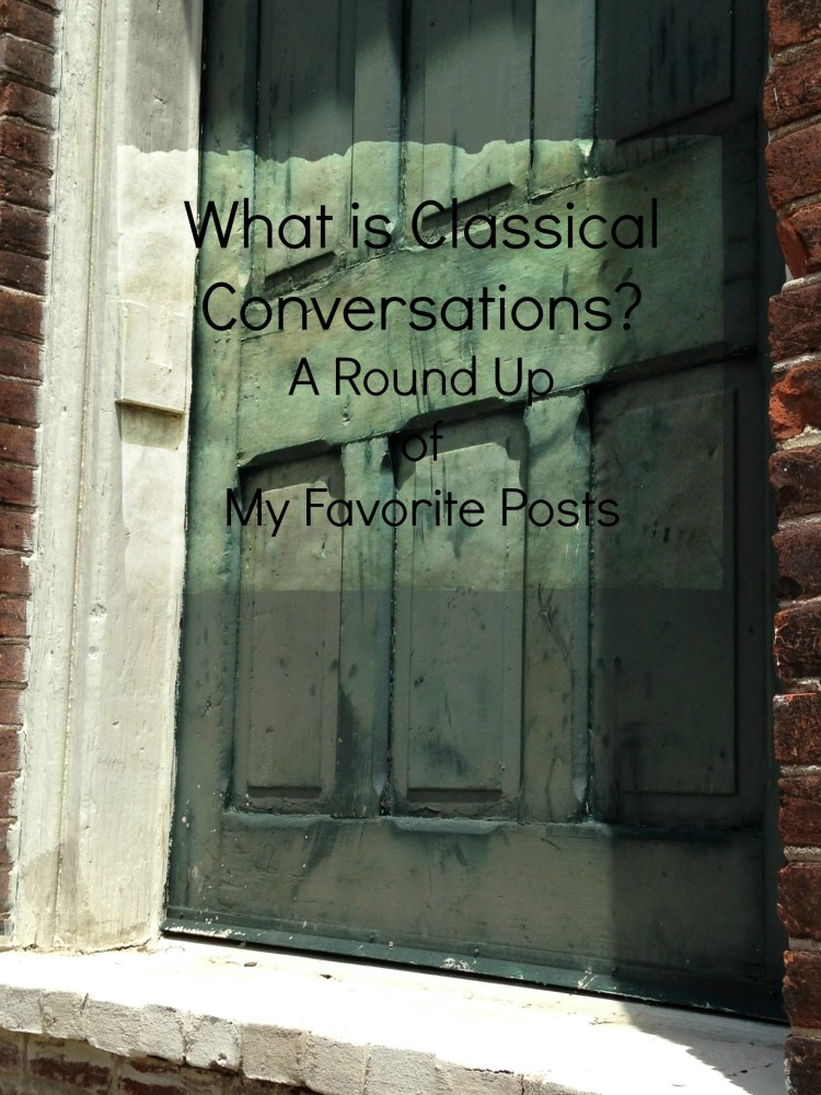 WhatisClassicalConversations