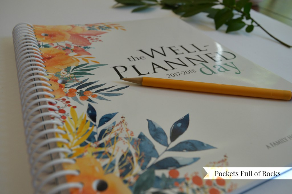 Family Homeschool Planner - Review + Giveway