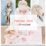 2016 Pantone Colour + Free Mood Board