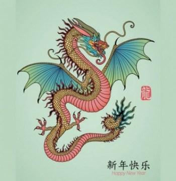 fajny-chiński-smok-grafika-wektorowa_279-7745
