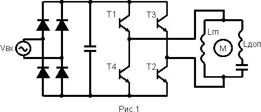 Как сделать регулятор оборотов асинхронного двигателя