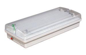 Какие светильники применяются для устройства аварийного освещения