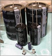 Конденсатор с жидким электролитом
