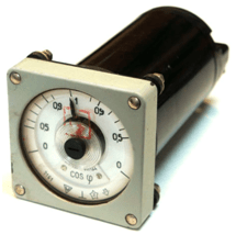Малогабаритный щитовой фазометр Ц1424