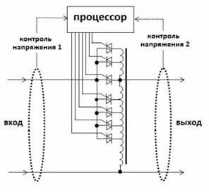 Подключение полупроводниковыми ключами