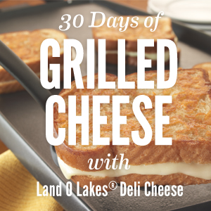 30 Days of Grilled Cheese