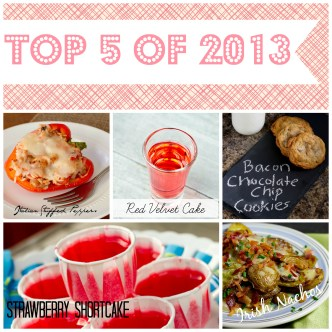 Top 5 of 2013 - poet in the pantry