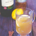 A hot toddy is just what the doctor ordered when you're suffering from the common cold