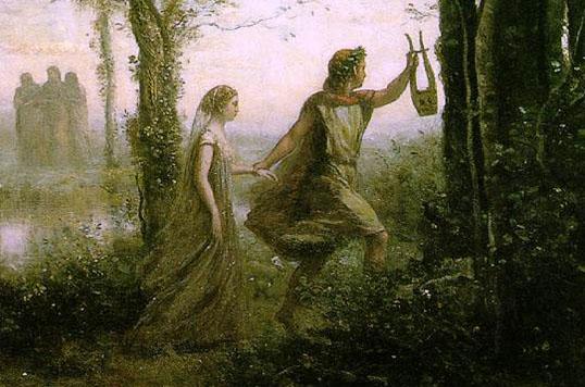 Roberto Nassi, Orfeo e Euridice