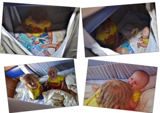 трое погодок дети в поезде жд манежи погодки