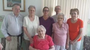 Activité à la résidence de Pohénégamook avec les aînés