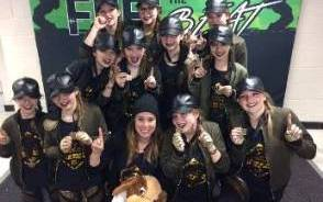 A.D Girlz remporte l'OR!
