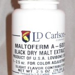 MaltoFerm Black Dry Malt Extract