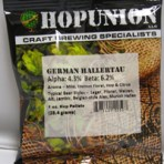 Hallertau Hop Pellets – German