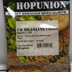 Bramling Cross Hop Pellets – UK