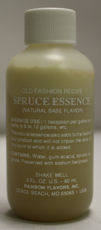 Spruce Essence 2 oz.
