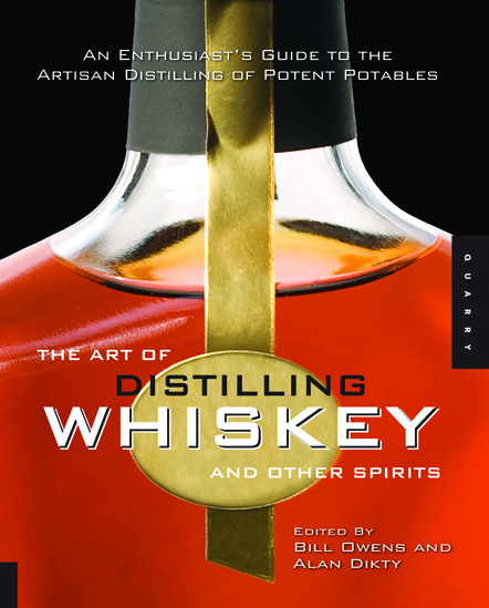 Art of Distilling Whisky Book