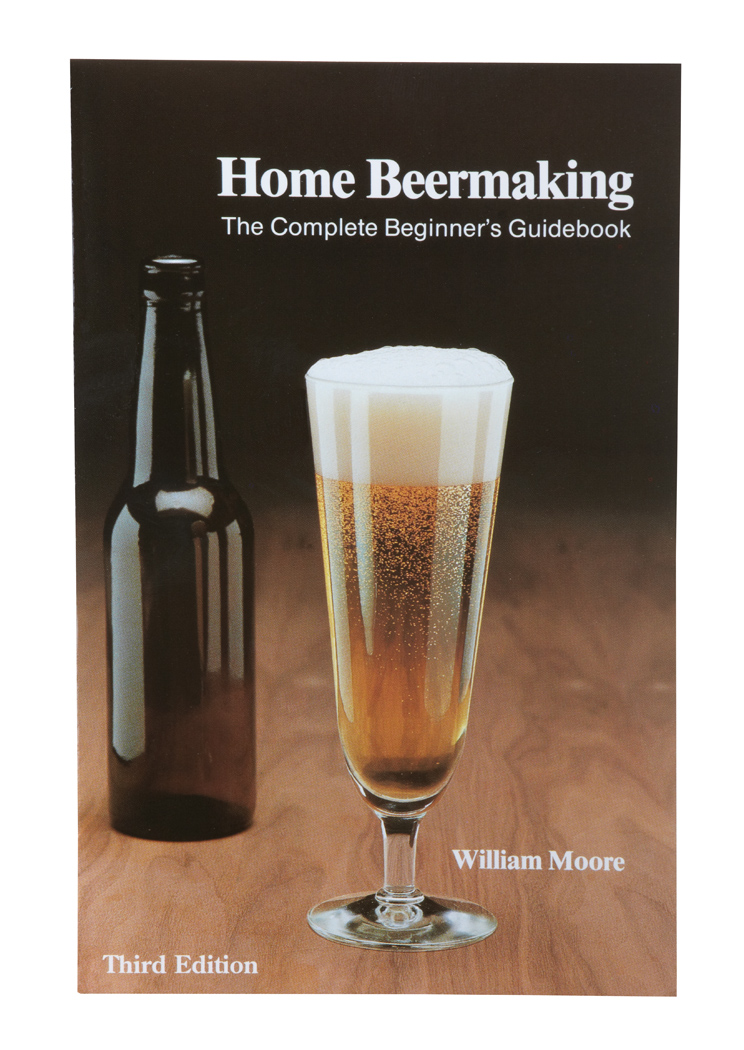 Home Beer Making by Moore