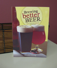 Brewing Better Beer Book