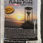 24 Hour Turbo Pure Yeast