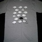 O'so Black Sheep T-shirt