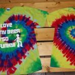 O'so Funky Tie-dye T-shirt