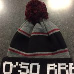 O'so Brewing Company Winter Pom Hat