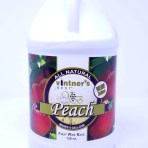 Vintner's Best Peach Wine Base 128 oz.