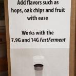 FastFerment Hop Filter