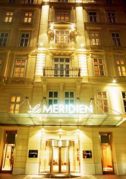 Hotel Le MŽridien, Vienna