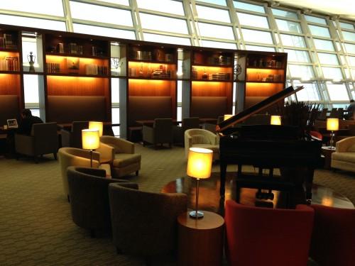 Asiana Lounge Business Class Seoul ICN07