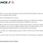 AF Apology