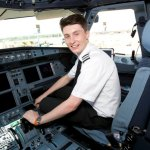 Youngest Pilot UK