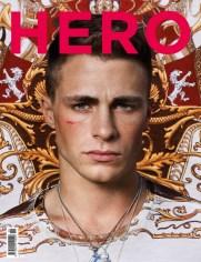 By Danielle Levitt for Hero Magazine, 2011
