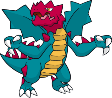 621 2 Pokéology: Druddigon