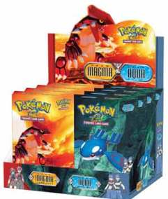 Pokémon EX: Team Magma & Agua