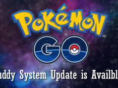 Pokemon GO Buddy System Update Released