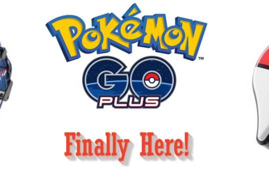 Pokemon GO Plus Watch is Finally Here