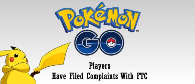 Pokemon Go Players Have Filed Complaints With FTC