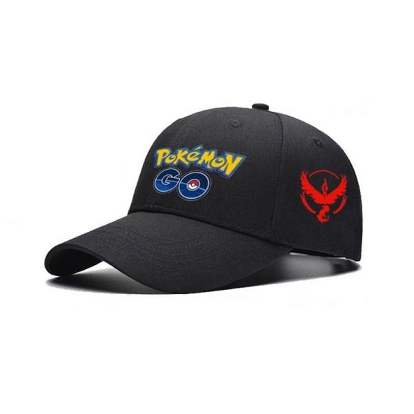 Pokemon Go Team Valor Baseball Hat