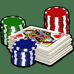 słownik gry pokera