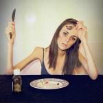 История анорексички: последствия диет для похудения
